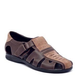 Сандалі чоловічі 15215 коричневі