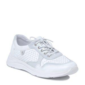 Кросівки жіночі перфоровані 84110 білі