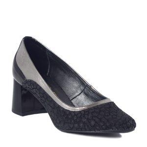 Туфлі жіночі 94021 чорні