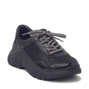 Кросівки жіночі 94051 чорні